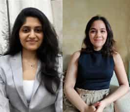 Anishka Singh & Neharika Binani