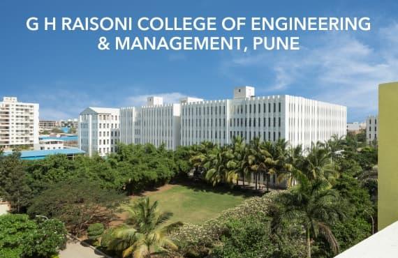 G H Raisoni College of Engineering & Management, Pune