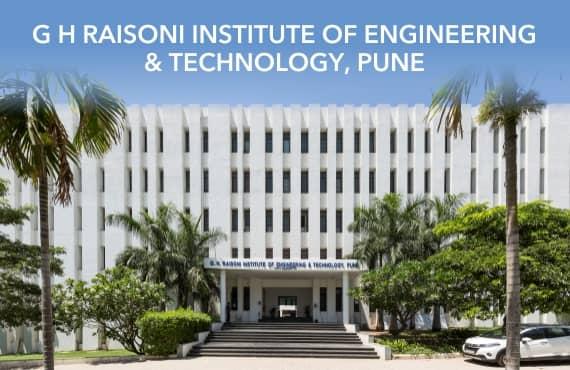G H Raisoni Institute of Engineering & Technology, Pune
