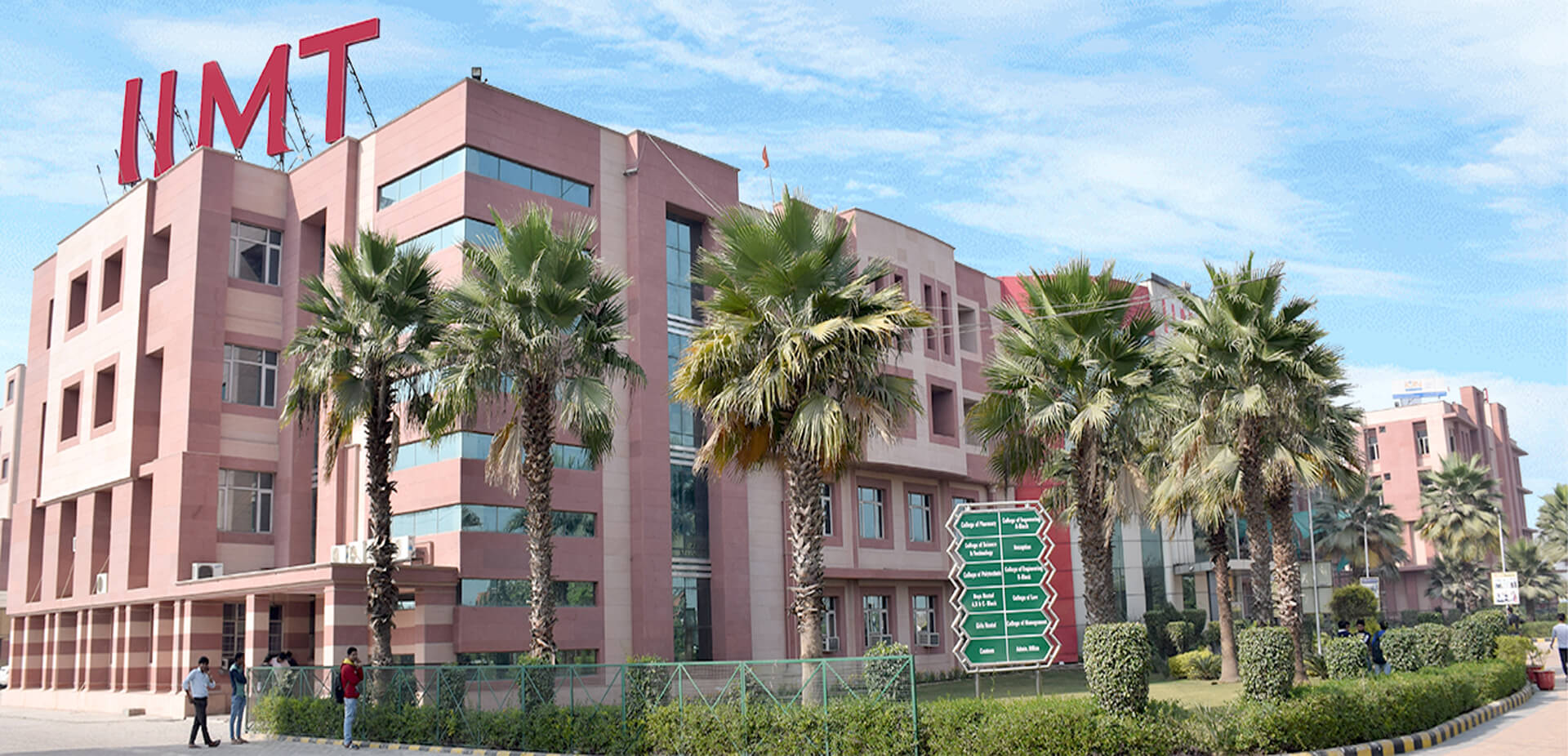 IIMT College Noida